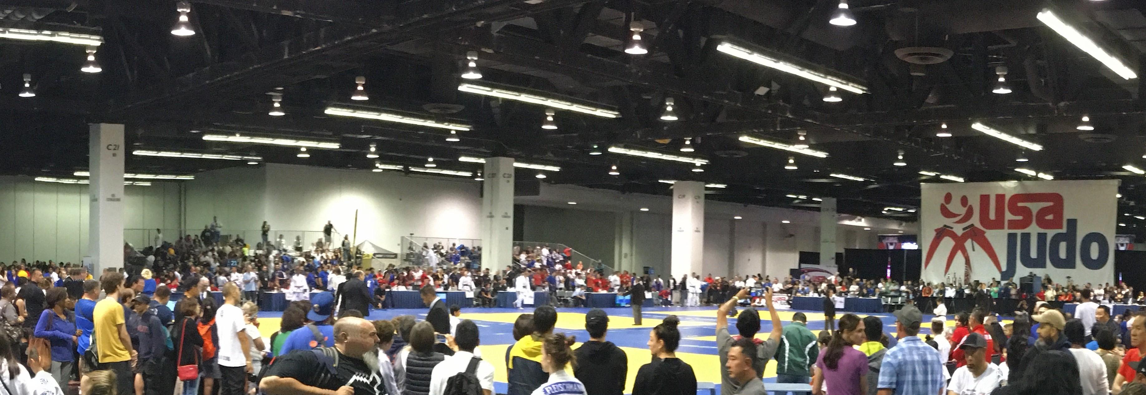 USA Judo Clubs